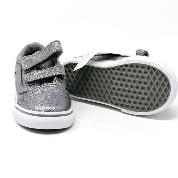 b132daf0547788 Vans - Old Skool V Skate Shoe Toddler U.S. 7